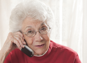 Caregiver Teleconnection